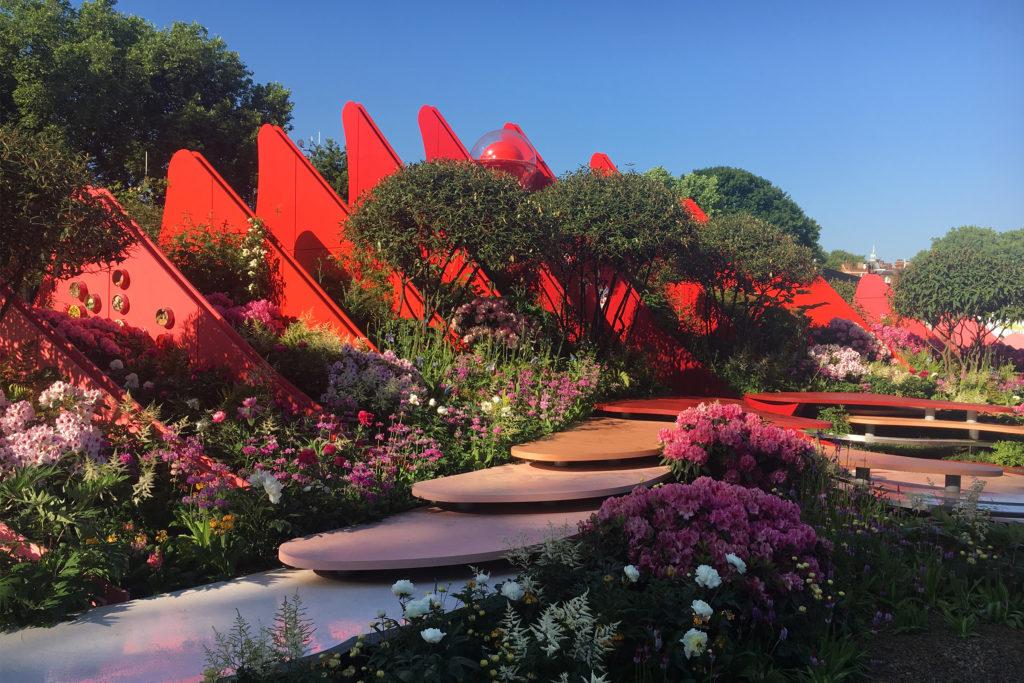 Silk Road Garden Architectural Garden