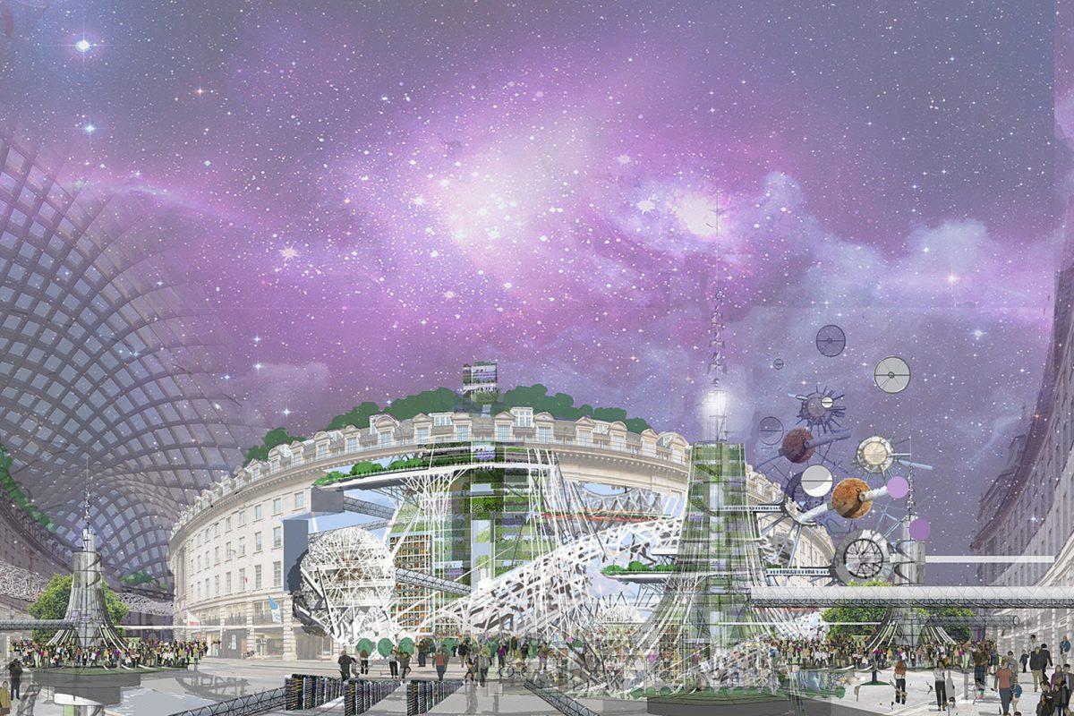 Award winning architects London