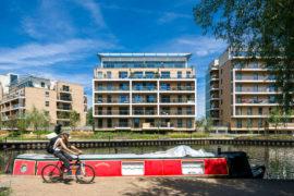 Essex Wharf, Lea Valley, Hackney, London. Architects