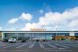 Retail & Supermarket architects, Sainsbury's