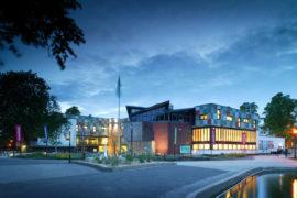 Midlands Art Centre, Birmingham. Architects