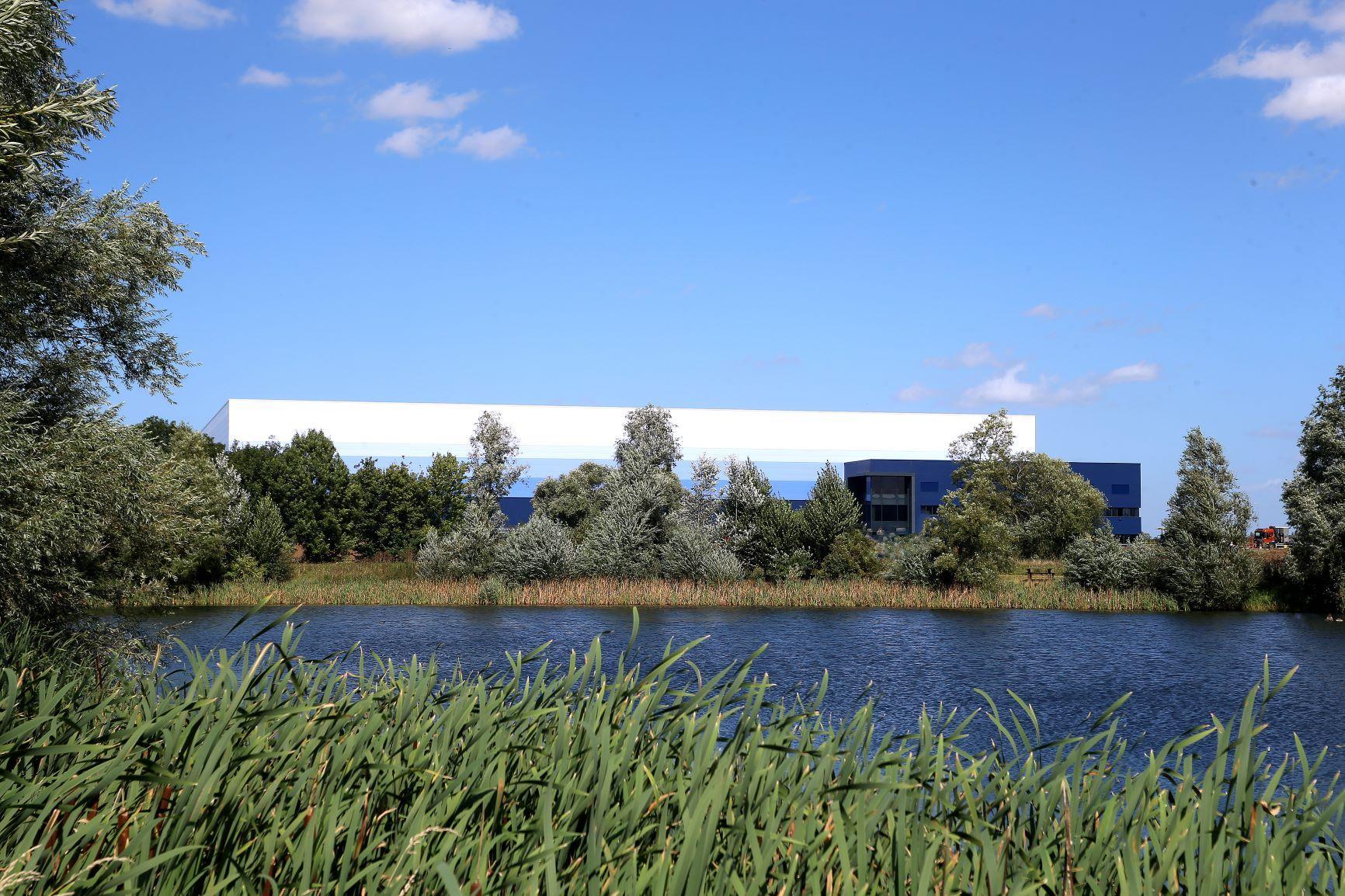 Magnitude Magna Park Milton Keynes Chetwoods Architects